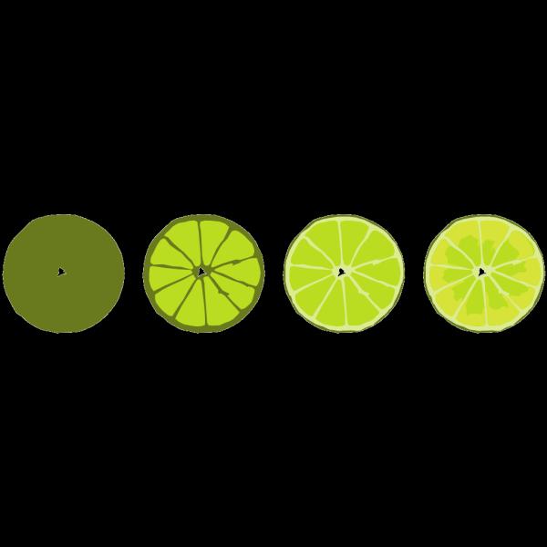 Limes PNG Clip art