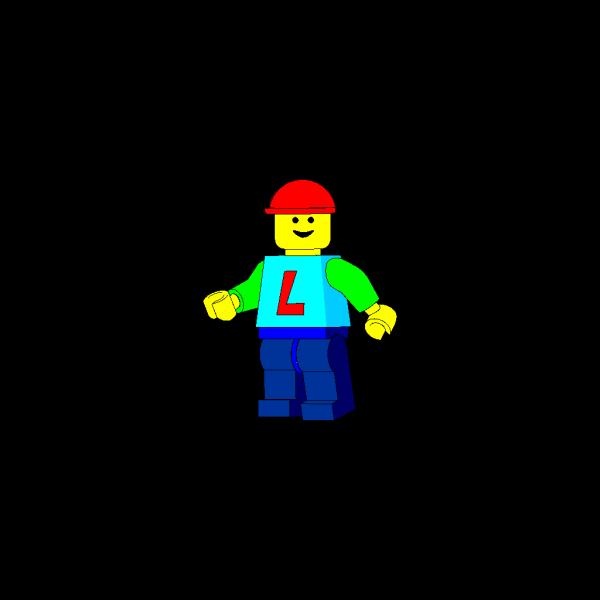 Lego Man PNG Clip art