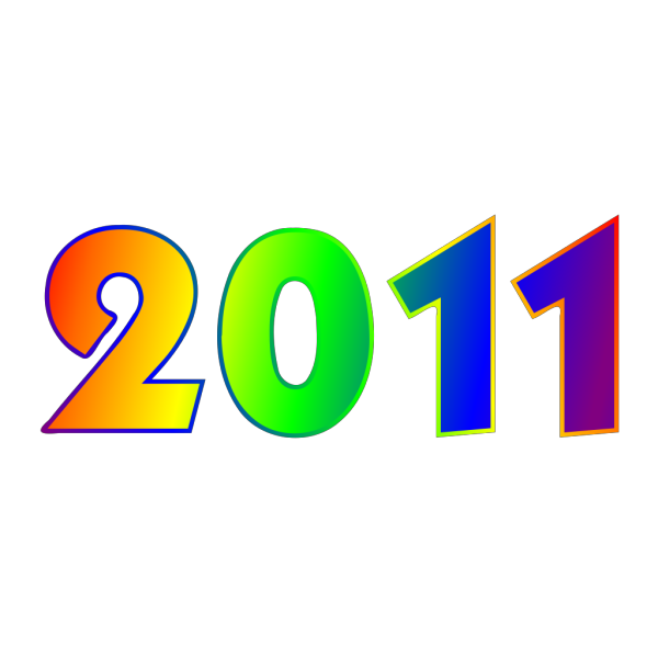2011 Rainbow Sign PNG images