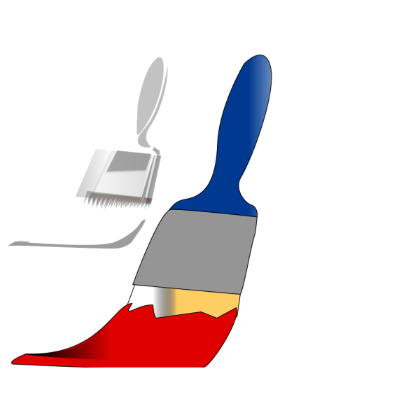 Paint 4 PNG Clip art