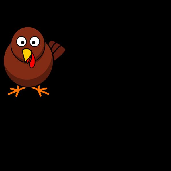 Round Turkey Clip Art PNG Clip art