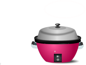 Electric Rice Cook PNG Clip art