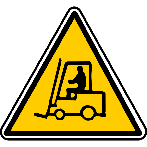 Warning - Crates Transportation PNG Clip art