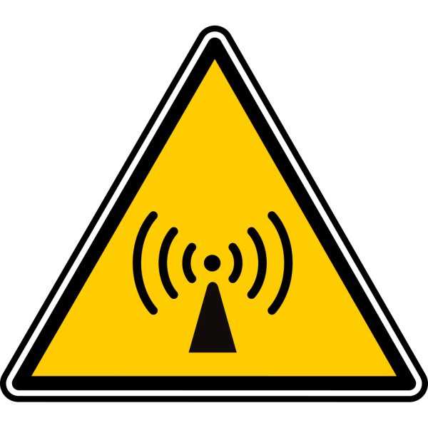 Warning - Wireless Zone PNG Clip art