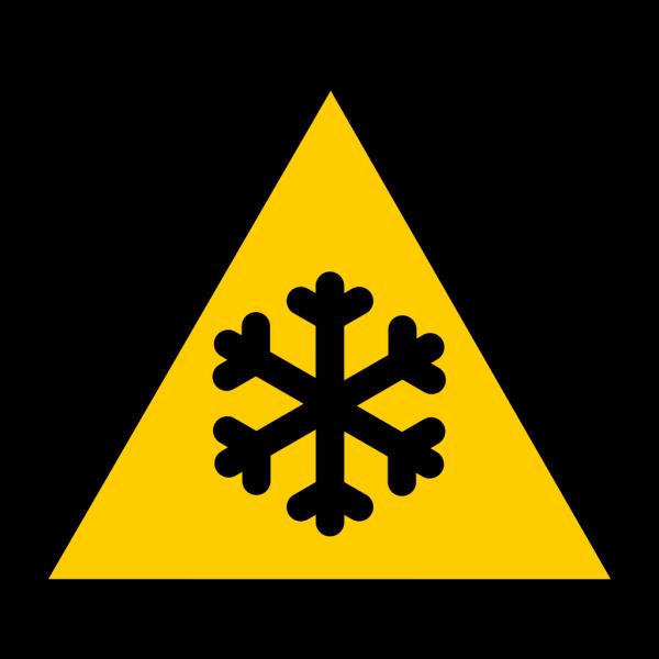 Warning - Snowflake PNG Clip art