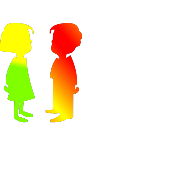 Figures Boy And Girl 7 PNG Clip art