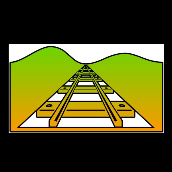 Railroad Cutout PNG images