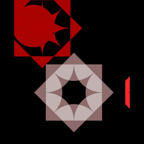 Shapes Pattern Design PNG Clip art