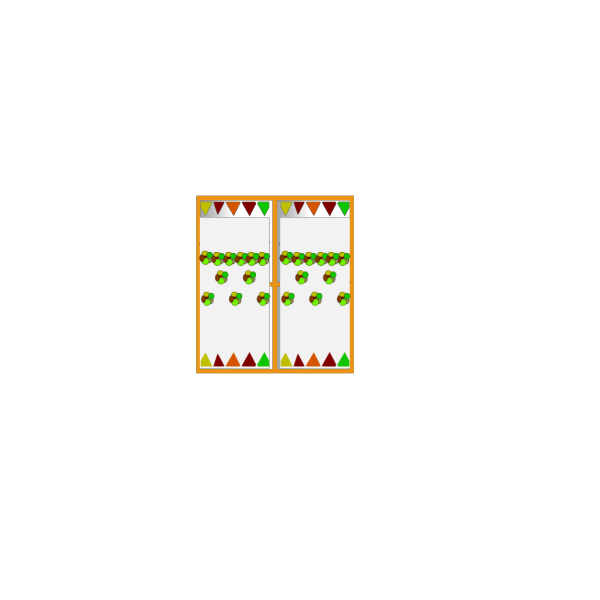 Window Curtains PNG Clip art