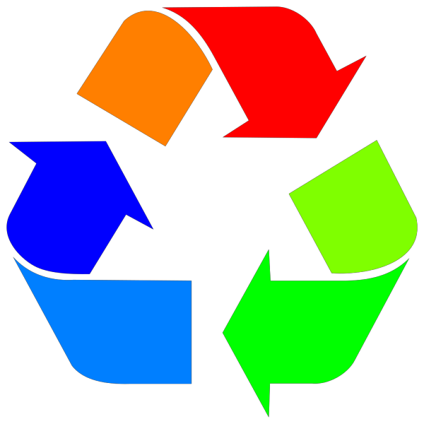 Recycle Arrows PNG Clip art