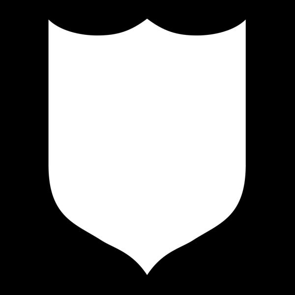 Blank Shield PNG Clip art