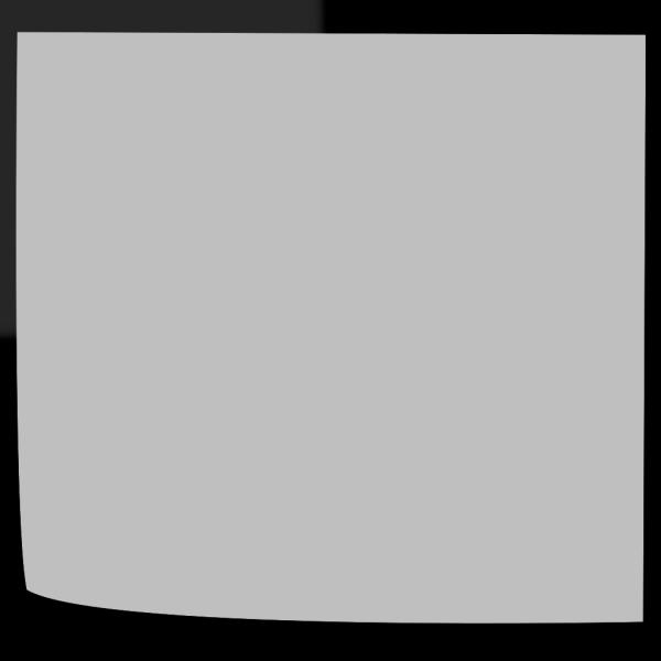 Grey Sticky PNG Clip art