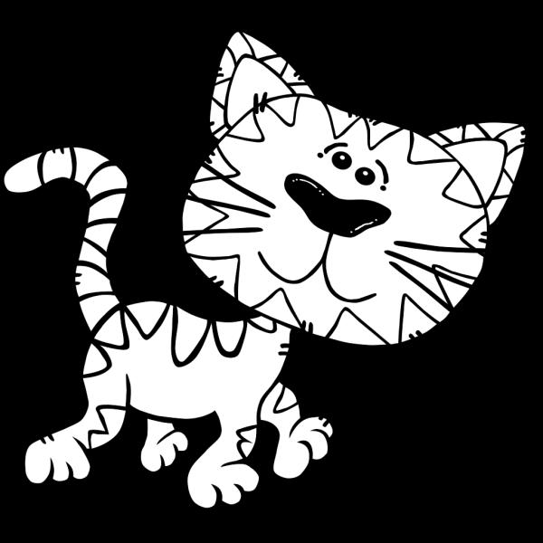 Cat Color PNG Clip art