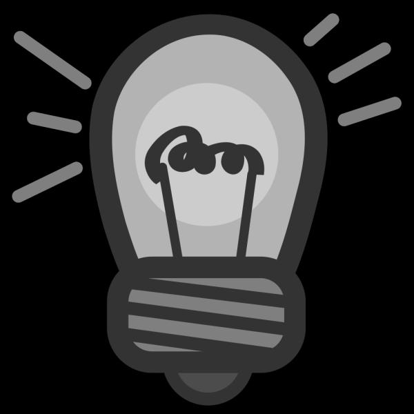 Idea Light Bulb PNG Clip art
