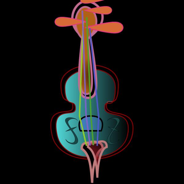 Viola PNG Clip art