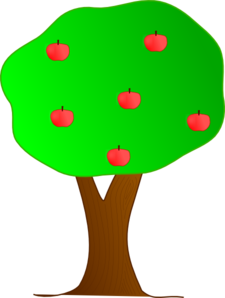 Apple Tree PNG Clip art