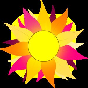 Wild Sunflower PNG Clip art