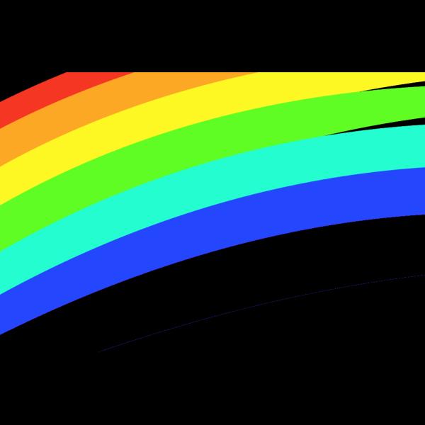 My Rainbow Sky 2 PNG Clip art