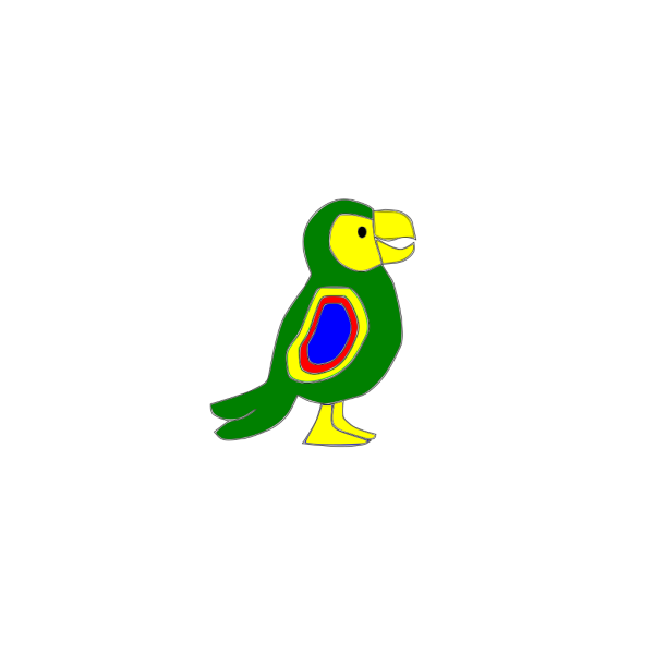 Loro Colombiano PNG Clip art