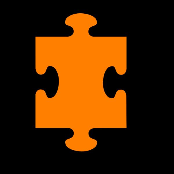 3 Puzzple Pieces PNG Clip art