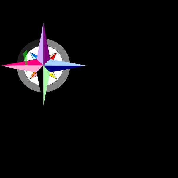 Compass Multi PNG Clip art