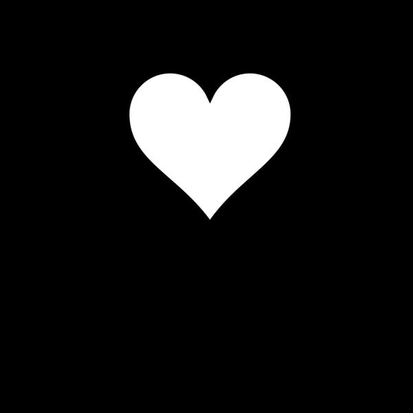 Plain Heart PNG Clip art