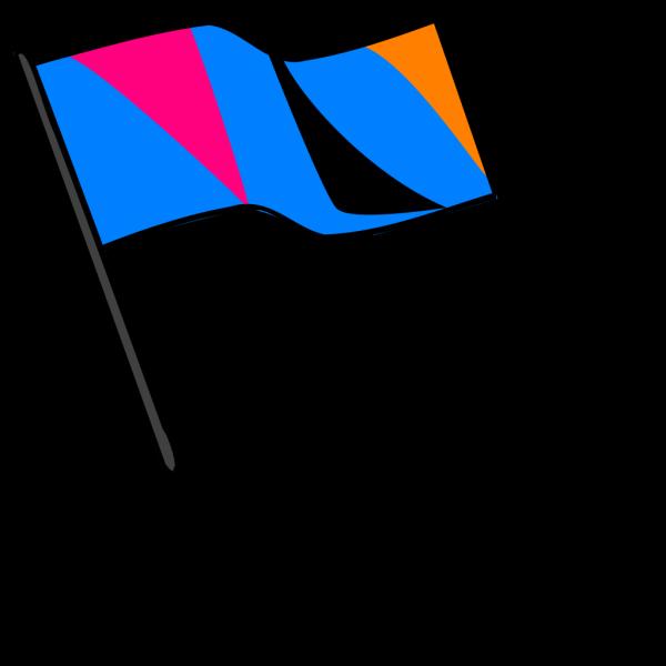 Color Guard Flag PNG Clip art