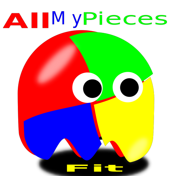 All My Pieces Fit PNG Clip art