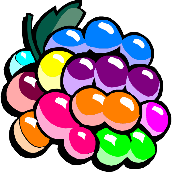 Colorfull (annelise) PNG Clip art
