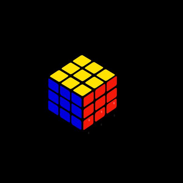 Rubics Cube PNG Clip art