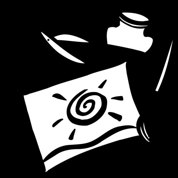 Arts And Crafts, Black PNG Clip art