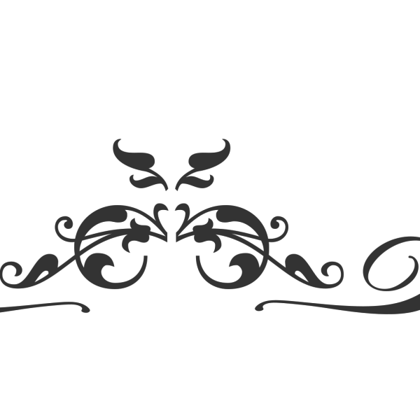 Swirl Black PNG Clip art