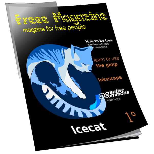 Magazine Without Shadow Or Barcode PNG images