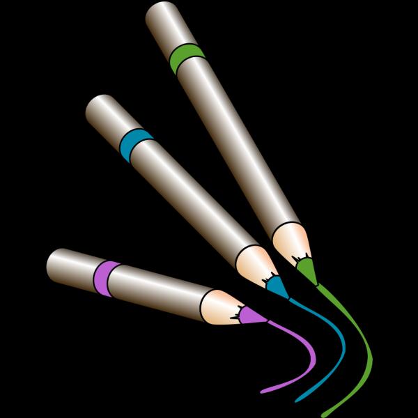 Crayons PNG Clip art