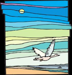 Bird Taking Off Art PNG Clip art