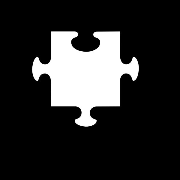 Jigsaw 3 Colors PNG Clip art
