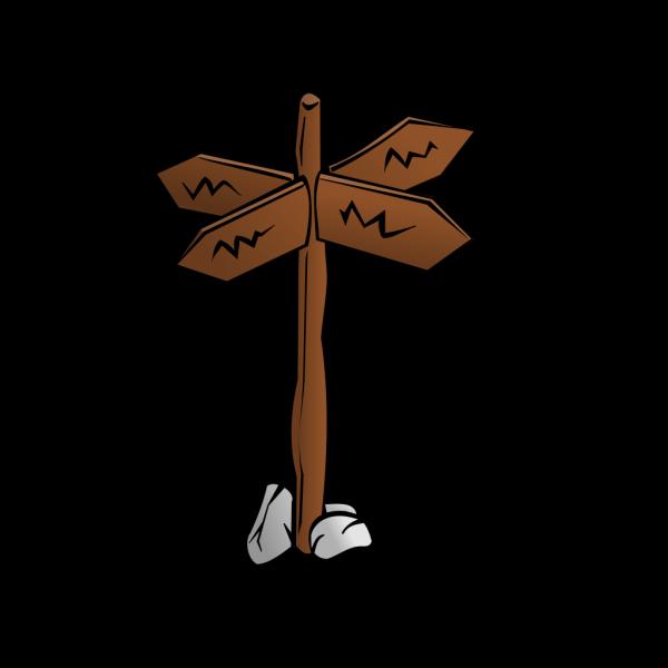 Crossroads Color PNG Clip art