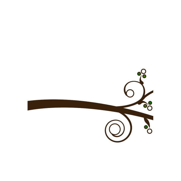 Simple Branch 2 PNG Clip art