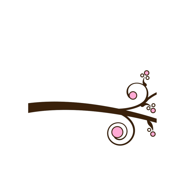 Simple Branch 3 PNG Clip art