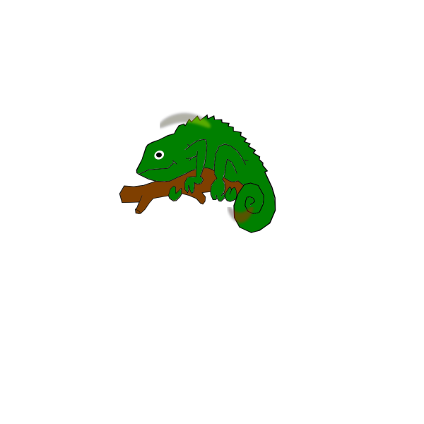 Camaleon PNG Clip art