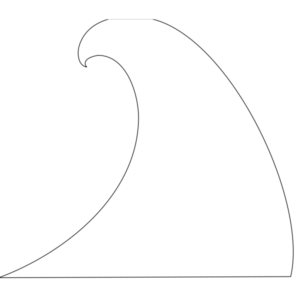 Wave Coloring PNG icon