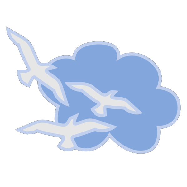 Birds Flying Into The Sky PNG images