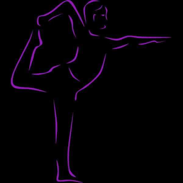 Yogaheather PNG Clip art