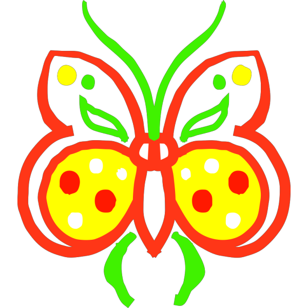Butterfly Drawing PNG Clip art