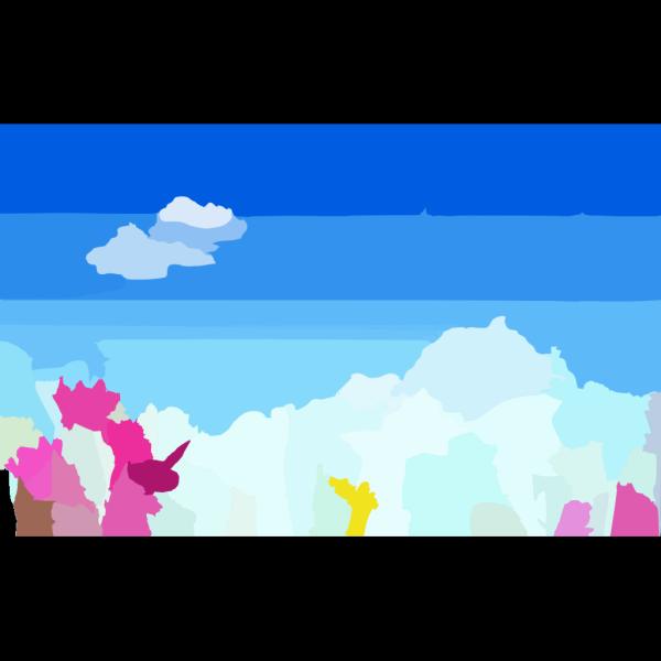 Ws Digital Colors X PNG Clip art