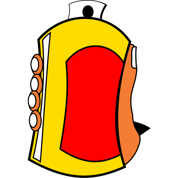 Spray Can PNG Clip art