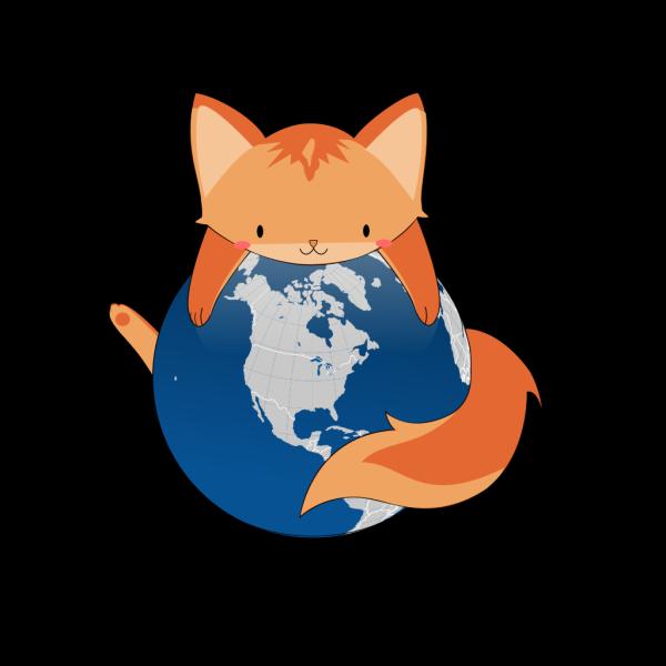 Foxmosa PNG Clip art