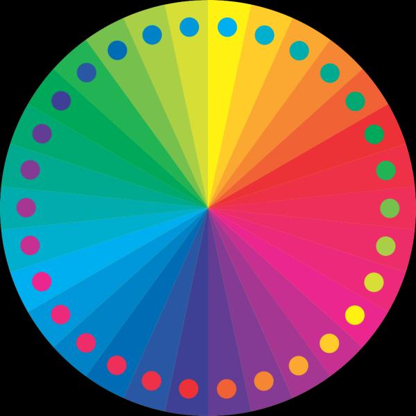 Rainbow Spirituality Circle PNG Clip art
