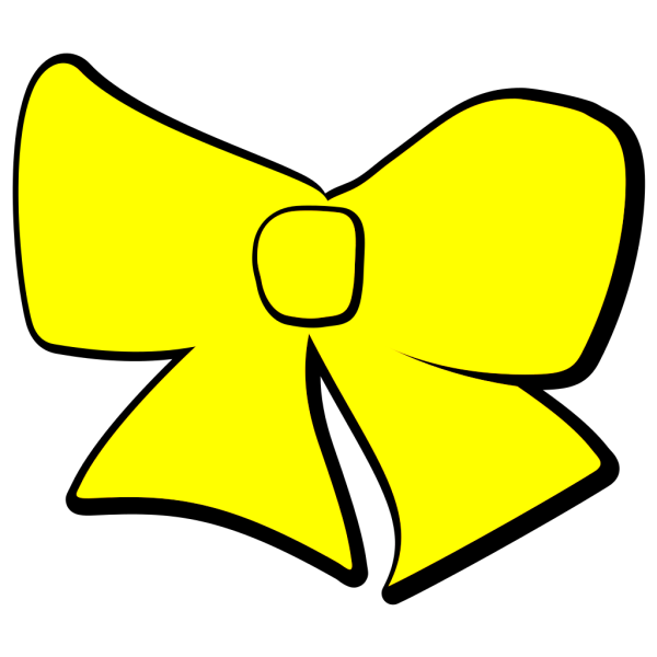 Yellow Bowling Pin PNG Clip art