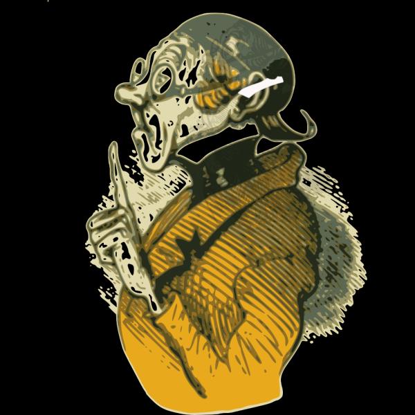 Lehrer Lampel In Color PNG Clip art